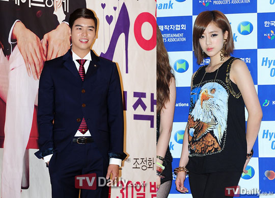 We got married eun jung kisses lee jang woo on the lips for 1-year wwwkpopstarzcom